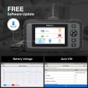 TOPDON ArtiDiag500 OBD2 Scanner Car Diagnostic Tool Auto Scan Automotive Engine ABS SRS Airbag Transmission Test PK LaunchCRP123